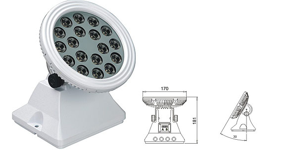 LED muur wasser lig KARNAR INTERNATIONAL GROUP LTD