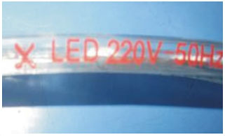 Led drita dmx,LED dritë litar,12V DC SMD 5050 Led dritë strip 11, 2-i-1, KARNAR INTERNATIONAL GROUP LTD